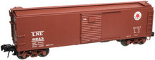 Atlas O LNE  1923 ARA X-29 style 40' box car, 3 rail or 2 rail