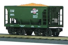 MTH Railking Scale CNW Ore Car w/Load, 3 rail