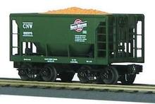 MTH Railking CNW Ore Car w/Load, 3 rail