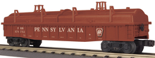 MTH Railking PRR Covered Gondola, 3 rail