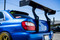 6OVRCRST GD Chassis-Mount Rear Spoiler Upright Kit on our Bugeye 03 WRX