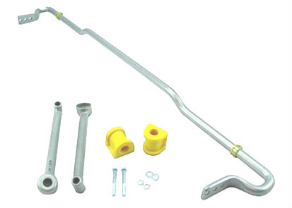 Whiteline Rear Sway Bar 20mm Adjustable - Subaru Models 2008+ WRX/STI