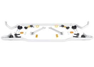 Whiteline Front And Rear Sway Bar Kit - Subaru Impreza WRX/STi 2015+