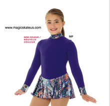 Mondor Skating Polartec Dress Style 4403 - Metallic Panther