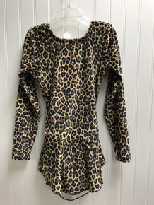 Leopard dress (pre-owned)
