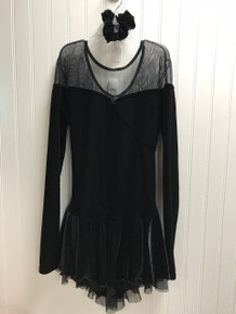 Black dress (pre-owned)