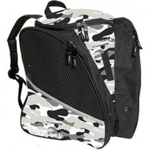 Transpack Back Pack Bag - Camo White/Gray