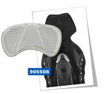 Achilles Heel Gel Pad (Hockey)