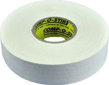 Comp-o-stik™ cloth stick tape WHITE