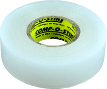 Comp-o-stik™ shin pad tape CLEAR