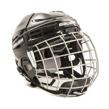 BAUER IMS 5.0 HOCKEY HELMET COMBO