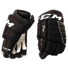 CCM 4R HOCKEY GLOVES - YOUTH