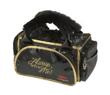 "EDEA Always ""WITH ME"" Accessory Skate Bag  Black"