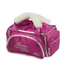 "EDEA Always ""WITH ME"" Accessory Skate Bag  Pink"