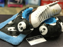 Panda Soakers with Towel
