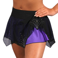 Creative Skirt Purple