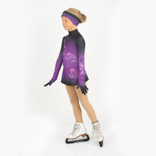 Practice Thermal Dress Midair with gloves and headband