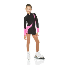 Practice Thermal Dress Black/Pink