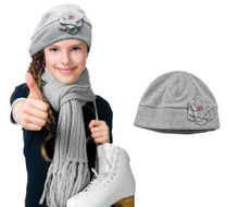 EDEA LADIES' FLEECE HAT