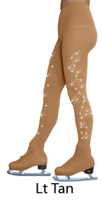 Over the Boot Tights TB8830 2Swirls (w/swirls on 2 thighs)