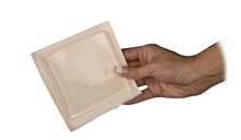Bunga Blister Cushion with adhesive backing