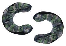 Tuff Terry Camo Blade Covers (reinforced) Medium