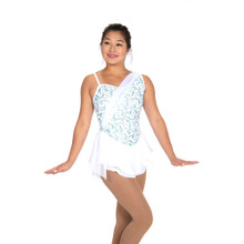 527 Pearly Pageant Dress