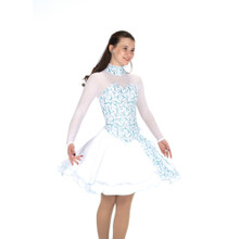 556 Dancing In The Snow Dress