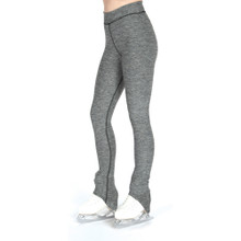 S108 Core Ice Marled Legging - Steel Grey