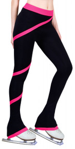 Polar Fleece Spiral Pants Fuchsia