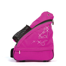 1051 Crystal Skates Shoulder Pack - Orchid
