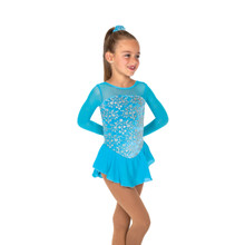 Size 6-8 Princess Dress - Sky Blue