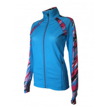 """Figures"" Skating Jacket Blue Adult Small"