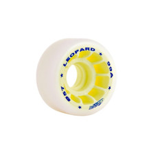 Professional Wheels Roll Line Leopard (Yellow) 57 mm