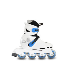 Recreational Inline  Adjustable Skates Beetle Girl Blue