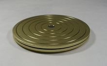 Gold Metal Pro Round Spinner