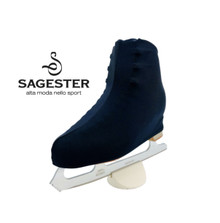 Sagester Boot Covers Black