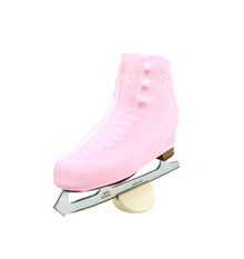Boot Covers Lycra Pink