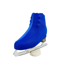 Boot Covers Lycra Blue