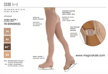 SET OF TWO PAIRS, MONDOR STYLE: 3338 Boot cover tight - Size Adult Large, Light Tan