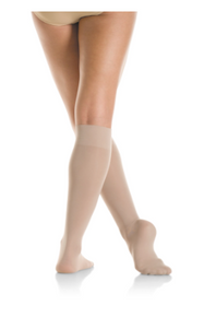 MONDOR STYLE: 104 Light Opaque Knee high (2 pairs per package)