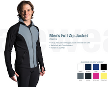 Men's Full Zip Jacket Item 219