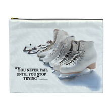 NEVER FAIL SKATING COSMETIC BAG (Makeup case)