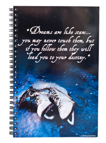 STAR SKATING NOTEBOOK