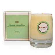 Peace Soy Wax Clean-Burning Candle