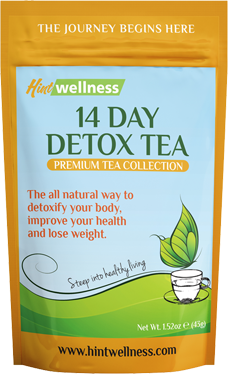 14 Day Tea Detox - Cleanse and Weight Loss