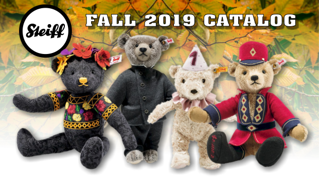 Bearly A Memory Steiff Fall 2019