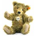 EAN 000737 Steiff mohair Classic Teddy bear 1920, brass