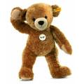 EAN 012648 Steiff plush Happy Teddy bear, light brown