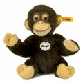 EAN 682575 Steiff mohair FAO Schwarz Chimpanzee, brown